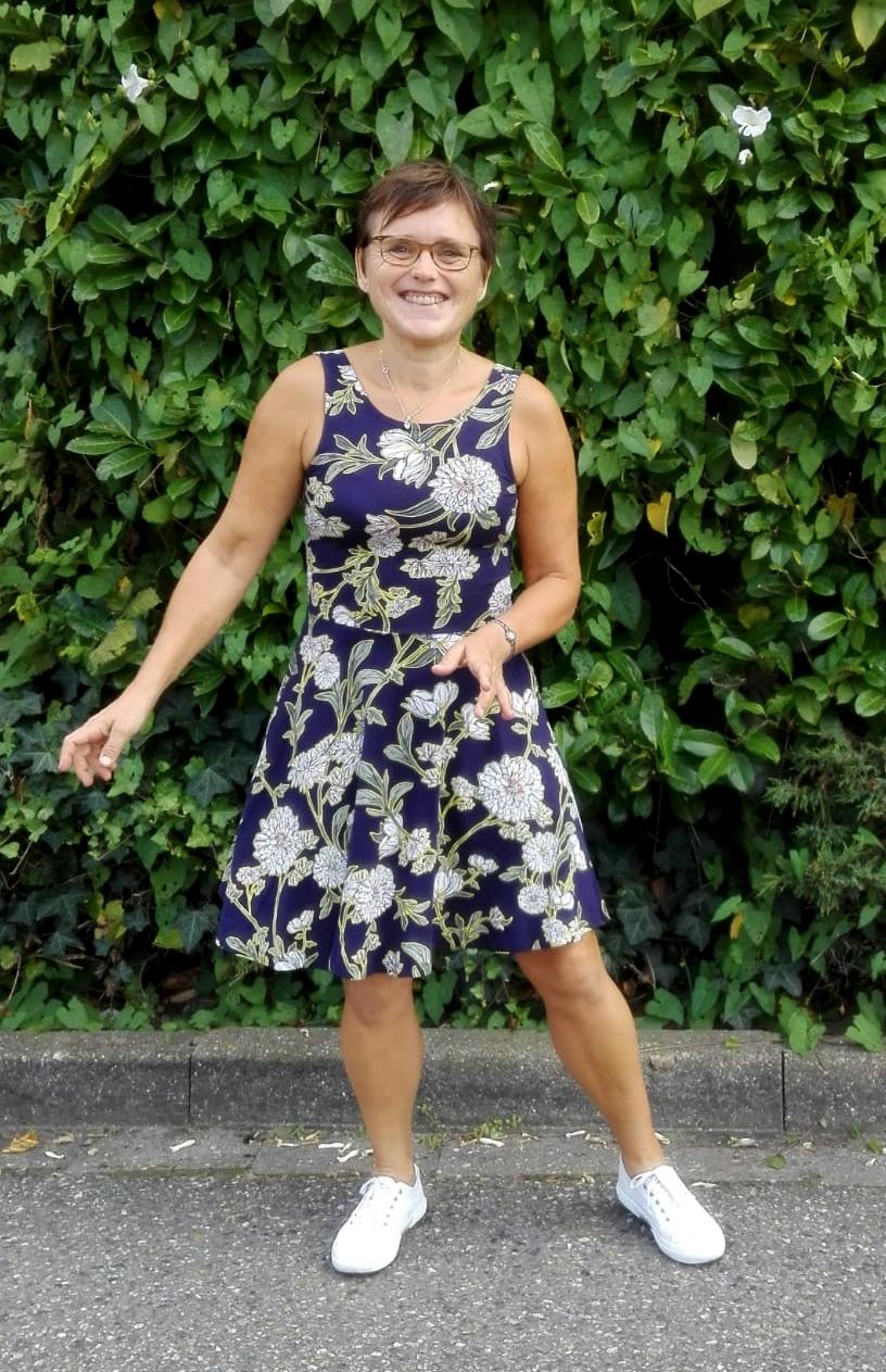 Linda danst